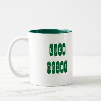 Loco Moco Recipe on a Mug