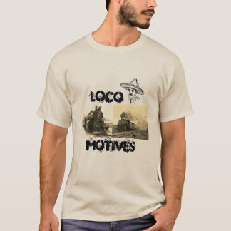 Loco Motives Train Shirt