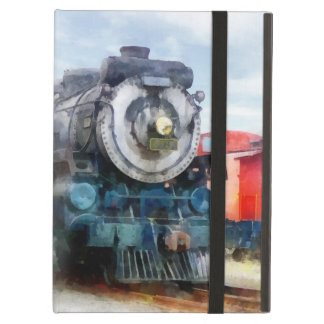 Locomotive and Caboose iPad Air Cover