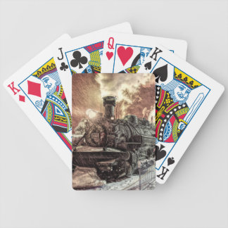 Locomotive Bicycle® Poker Playing Cards