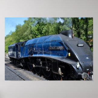 Locomotive d'héritage, monsieur Nigel Gresley Poster