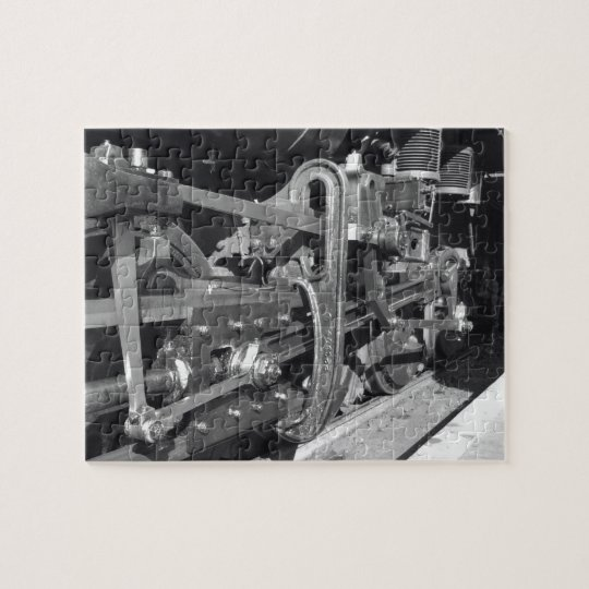 Locomotive Driver Puzzle