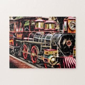 Locomotive Light Puzzle