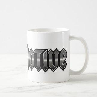 LocoMotive-Metal Coffee Mug
