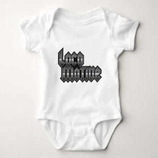 LocoMotive-StackMetal Baby Bodysuit