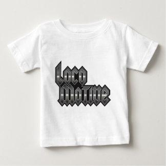 LocoMotive-StackMetal Baby T-Shirt