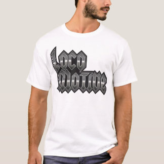LocoMotive-StackMetal T-Shirt
