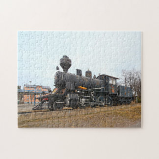 Locomotive Train Kentucky. Jigsaw Puzzle