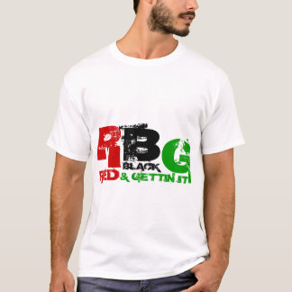 LOCTURNAL RBG (RED, BLACK, & GETTIN IT) T-Shirt