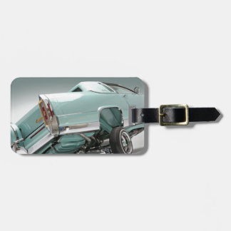 LoCusts - Lowrider 'n Custom Cars Luggage Tag