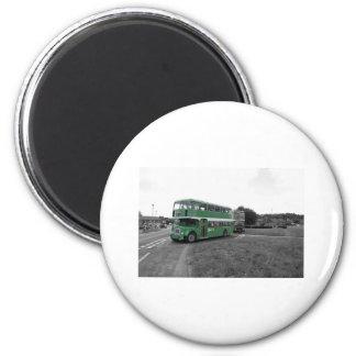 Lodekka 2 Inch Round Magnet
