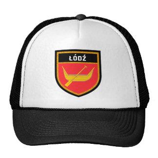 Łódź Flag Trucker Hat