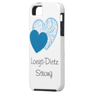 Loeys-Dietz Iphone 5/5s Tough Case