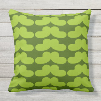 """LOFT GARDEN"" THROW PILLOW"