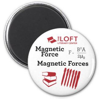 Loft Magnet: Force vs. Forces Magnet