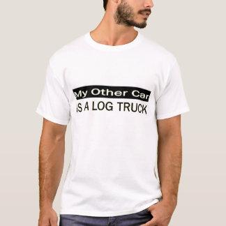 Log Here, Log Now T-Shirt