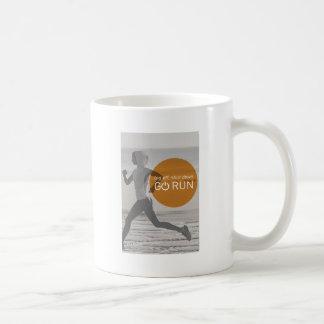 Log Off Shut Down Go Run Coffee Mug