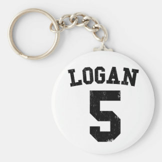 Logan 5 Carrousel Lastday Key Chains