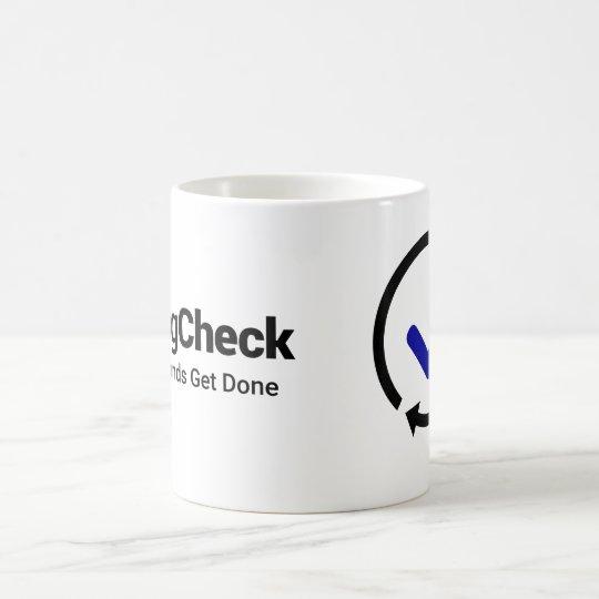 LogCheck Mug