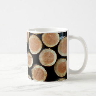 Logging Coffee Mug