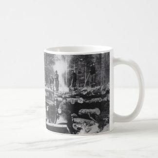 Logging Mug