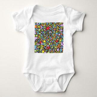Logic and Emotion 5 Baby Bodysuit