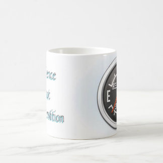 logic guage coffee mug