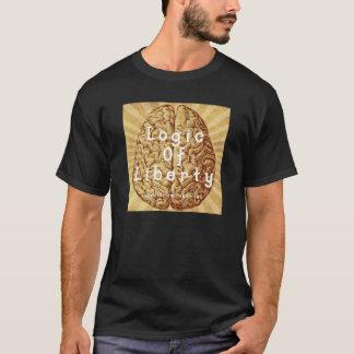 """Logic Of Liberty """"Eric special"""" T-shirt"""