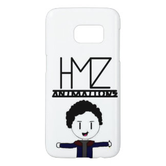 Logo and Avatar Case - White - Samsung Galaxy S7