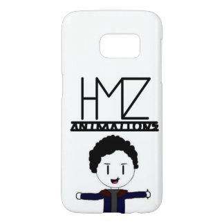 Logo and Avatar Case - White - Samsung Galaxy S7