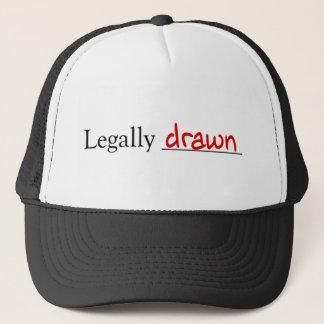 Logo Apparel Trucker Hat
