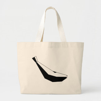 Logo Banana Large Tote Bag