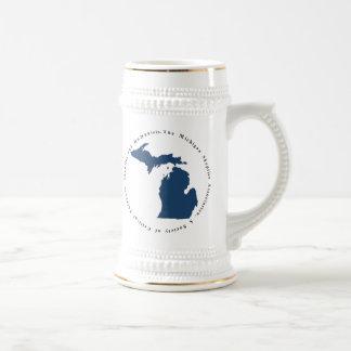 Logo blanc Stein Chope À Bière