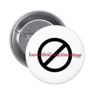 Logo Button. 2 Inch Round Button