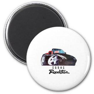 logo car image magnet