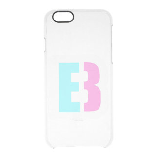 Logo Clear iPhone Case