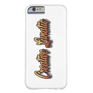 Logo - Creative Lunatic Barely There iPhone 6 Case