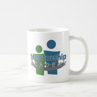 Logo d'académie de Mentorship Tasse À Café