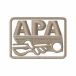 Logo d'APA - Tan Polo