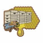 Logo d'apiculteur sweat-shirts