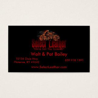 Logo Dark4, Walt & Pat Bailey, 10136 Dixie HwyF... Business Card