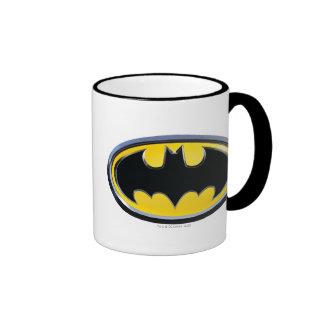 Logo de classique de Batman Tasse À Café