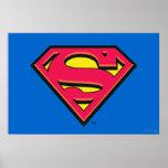 Logo de classique de Superman Posters