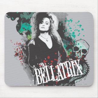 Logo de graphique de Bellatrix Lestrange Tapis De Souris