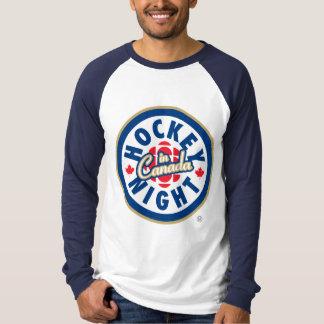Logo de Hockey Night in Canada Tee-shirts