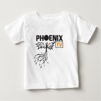 Logo de PhoenixTV T-shirt Pour Bébé