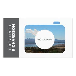 LOGO de PHOTO d'APPAREIL-PHOTO pour le carte de Modèles De Cartes De Visite
