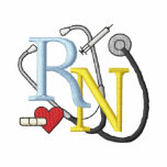 Logo de Rn Sweatshirt À Capuche Avec Brodé