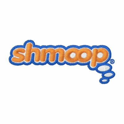 Logo de Shmoop Sweat-shirt À Capuche Brodé