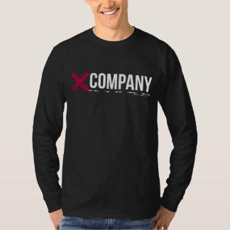 Logo de X Company Tee Shirt